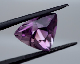 7.21 CT Unheated Intense Purple Amethyst (Uruguay)