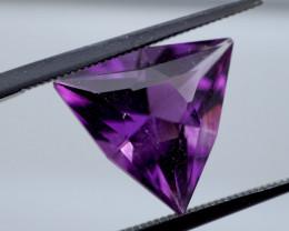 4.6 CT Unheated Intense Purple Amethyst (Uruguay)