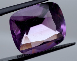 FREE SHIP! 13.07 CT Unheated Purple Amethyst (Uruguay)