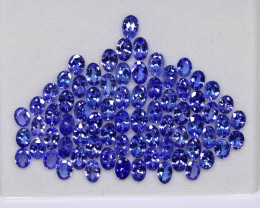 30.20 Cts Excellent Beautiful Lot Natural Tanzanite