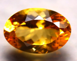 Citrine 5.39Ct Natural Golden Yellow Color Citrine E0514/A2