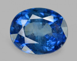1.01 Cts Amazing Rare Natural Fancy Blue Sapphire Loose Gemstone