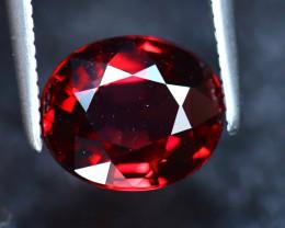 Rhodolite 2.04Ct Natural VVS Red Rhodolite Garnet EF0521/A5