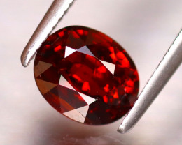 Garnet 1.50Ct Natural Reddish Orange Spessartite Garnet EF0522/B34