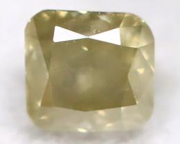Green Diamond 0.13Ct Untreated Genuine Fancy Diamond A0305