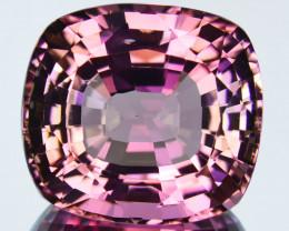 18.23Ct Natural Sweet pink Tourmaline Cushion