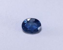 **No Reserve** 0.83ct Natural Sapphire