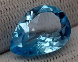 7.15CT BLUE TOPAZ BEST QUALITY GEMSTONE IIGC015