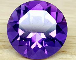 3.25Crt Natural Amethyst Natural Gemstones JI65