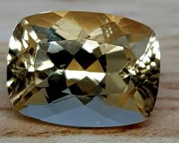1.25Crt Heliodor Beryl  Natural Gemstones JI65