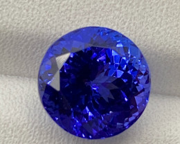 5.22 ct AAAA Plus Loupe Clean with fine cutting  Tanzanite Gemstone