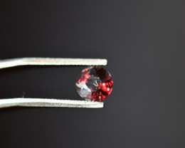 1.29ct Intense Orangy-Red  Spinel - SI -