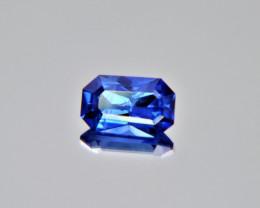 Saphir, 1.05ct, Ceylon, VS2, unheated untreated very nice gemstone!