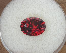 8,48ct Blood red Spessartite Garnet  - Master cut!