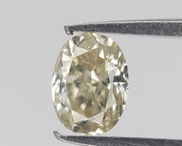 Natural Oval Diamond , Oval Cut Diamond ,  0.19 cts