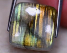 20.74ct Natural Labradorite Cabochon Nice Flash Light Lot B2468