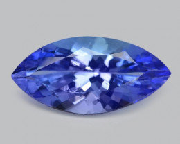 1.90 Cts Amazing rare Violet Blue Color Natural Tanzanite Gemstone