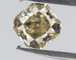0.19 CTS , Radiant Diamond , Square Radiant Cut Diamond