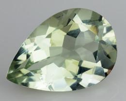 3.56 Cts Prasiolite Stunning Cut and Luster ~ PR24