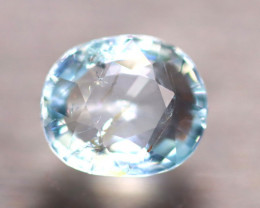 Aquamarine  2.30Ct Natural Light Blue Aquamarine  D0604/B42