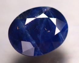 Blue Sapphire 4.25Ct Natural Blue Sapphire D0615/B39