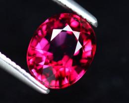 Rhodolite 2.00Ct Natural VVS Purplish Red Rhodolite Garnet DF0621/A5