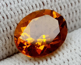 2.25CT MADEIRA CITRINE BEST QUALITY GEMSTONE IIGC016