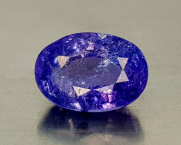 1.85CT TANZANITE BEST QUALITY GEMSTONE IIGC016