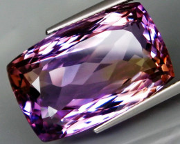 24.93  ct. Natural Earth Mined   Ametrine Unheated  Bolivia - IGE Сertified
