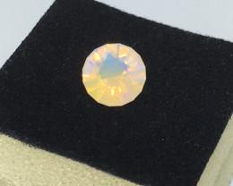 .64 Carat Crystal Opal Master Cut  Lightning Ridge Australia Rare Color !