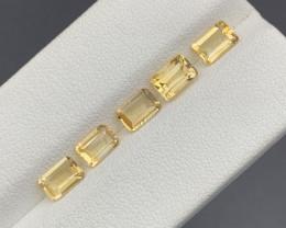 2.74 CT Citrine  Gemstones