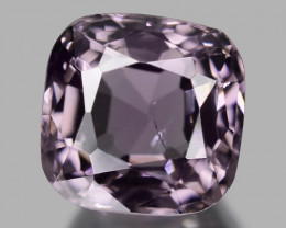 1.31 Cts Un Heated Very Rare Purple Color Natural Spinel Gemstone