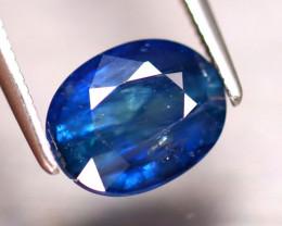 Blue Sapphire 2.80Ct Natural Blue Sapphire ER229/B5