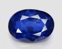 1.09 Cts Amazing Rare Natural Fancy Blue Ceylon Sapphire Loose Gemstone