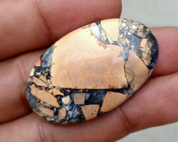 MALINGA JASPER CABOCHON Natural+Untreated VA3583
