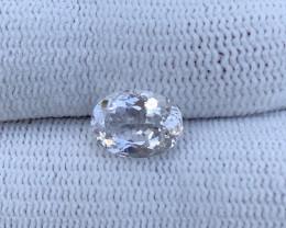 1.92 Cts Natural  Morganite Gemstone