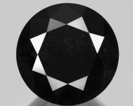 2.88 Cts Amazing Rare Fancy Black Color Natural Loose Diamond