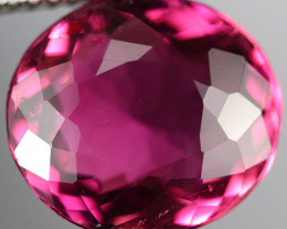 4.39 CT Rubellite tourmaline AAA Excellent cut -PTM94