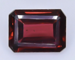 1.95 Crt Natural Rhodolite Garnet Faceted Gemstone.( AB 8)
