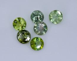1.74 Crt Natural Tourmaline Faceted Gemstone.( AB 8)