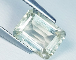 2.35 ct Top Quality Beautiful Emerald Cut Natural Scapolite