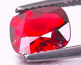 VIVID! MAHENGE! 1.99 CT Unheated Dark Red Spinel | FREE SHIPPING!