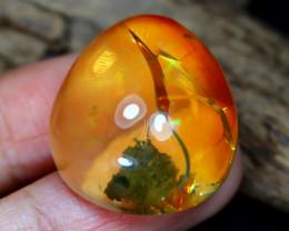 Crystal Opal 31.47Ct Natural Ethiopian Welo Crystal Opal Specimen C0604
