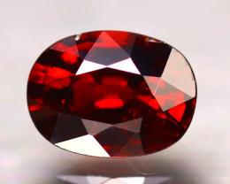 Almandine 2.05Ct Natural Vivid Blood Red Almandine Garnet  D0804/B3
