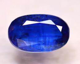 Kyanite 5.26Ct Natural Himalayan Royal Blue Color Kyanite D0811/A40