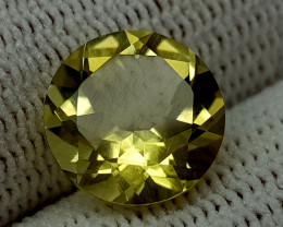 3.25CT LEMON QUARTZ BEST QUALITY GEMSTONE IIGC017