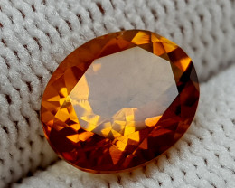 2.15CT MADEIRA CITRINE BEST QUALITY GEMSTONE IIGC017