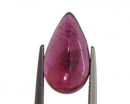 6.32 Cts Stunning Natural Rubelite Cab