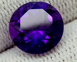 3.15CT NATURAL AMETHYST BEST QUALITY GEMSTONE IIGC017