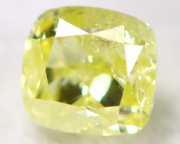 Fancy Diamond 0.21Ct Natural Untreated Fancy Color Diamond BP07
